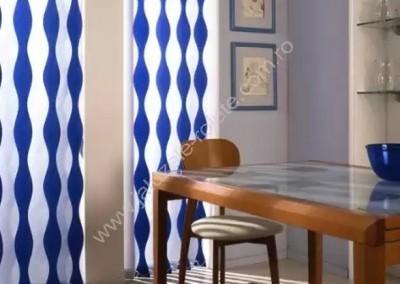 jaluzele verticale ondulate